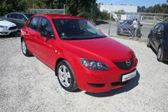 Mazda 3 1,6 Comfort