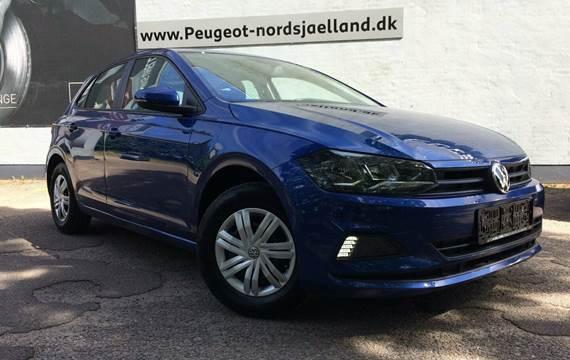 VW Polo 1,0 MPi 75 Trendline