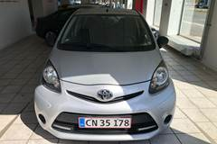 Toyota Aygo 1,0 VVT-i T1