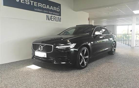 Volvo S90 2,0 T8 Twin Engine R-design AWD  8g Aut.