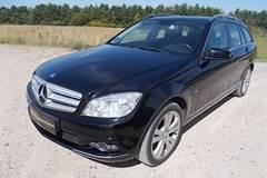 Mercedes C200 2,2 CDi Classic stc. BE