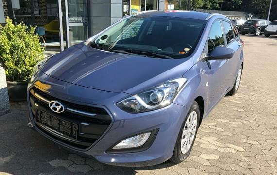 Hyundai i30 1,6 CRDi 110 Active+ CW