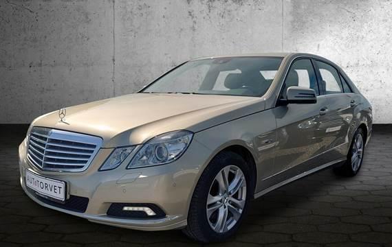 Mercedes E350 3,0 CDi Elegance aut. BE