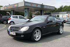 Mercedes SLK200 2,0 aut.
