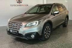 Subaru Outback 2,0 D Summit CVT AWD