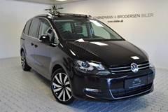 VW Sharan 2,0 TDi 150 Comfortline DSG 7prs
