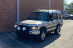 Land Rover Discovery 2,5 TD5