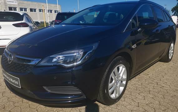 Opel Astra Sports Tourer 1,6 CDTI Enjoy Start/Stop 136HK Stc 6g