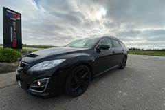 Mazda 6 2,2 DE Advance  5d 6g