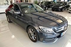 Mercedes C220 2,2 BlueTEC Avantgarde