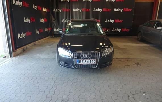 Audi A4 2,0 TDi Avant