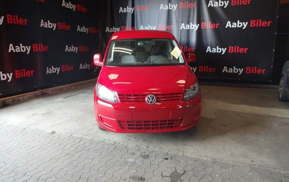 VW Caddy 1,2 TSi 85 Trendline