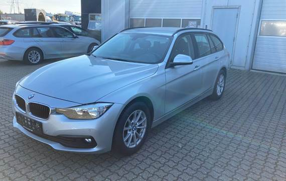 BMW 320d 2,0 Touring aut.
