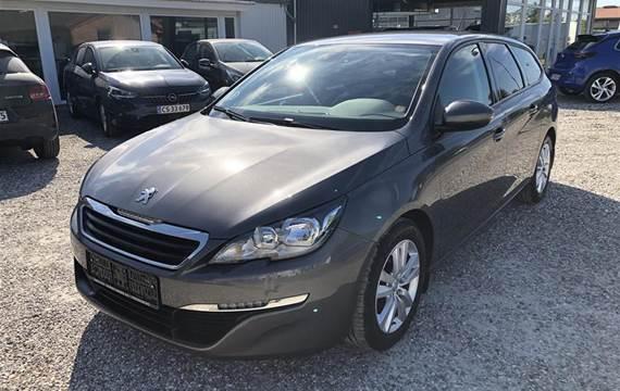 Peugeot 308 1,2 SW  e-THP Active  Stc