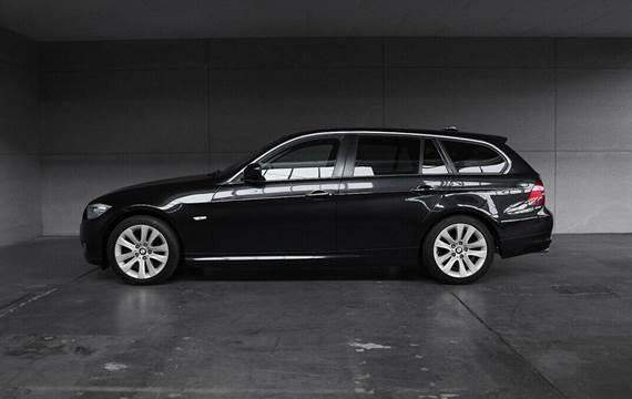 BMW 320d 2,0 Touring Steptr.