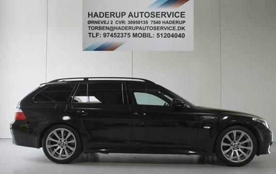 BMW M5 5,0 Touring SMG