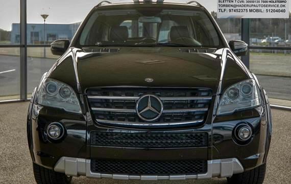 Mercedes ML350 3,0 CDi aut. 4-M