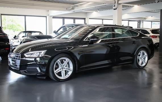 Audi A5 3,0 TDi 286 S-line SB quat. Tiptr.