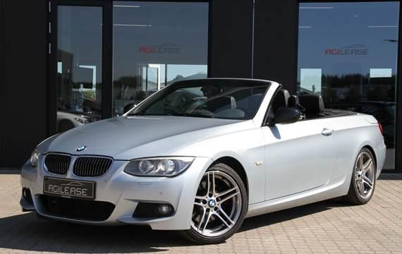 BMW 330d 3,0 Cabriolet aut.