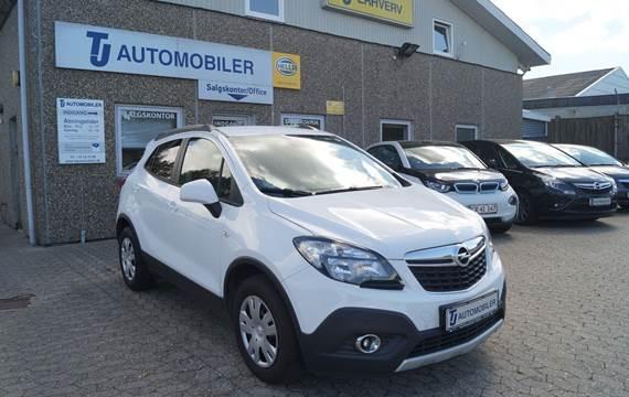 Opel Mokka 1,6 CDTi 136 Enjoy