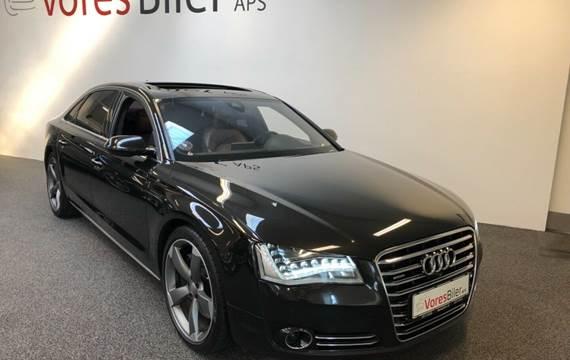 Audi A8 4,2 TDi 350 quattro Tiptr. lang