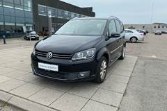 VW Touran TSI Highline 140HK 6g
