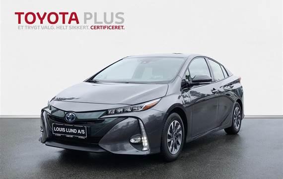 Toyota Prius 1,8 Plug-in H3  5d Aut.