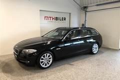 BMW 520d 2,0 Touring  D  Stc 8g Aut.