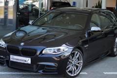 BMW M550d - 381 hk xDrive Steptronic Touring