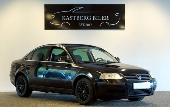 VW Passat 1,9 TDi DK Trendline