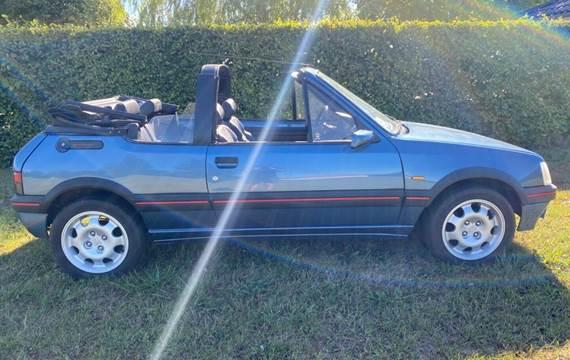 Peugeot 205 1,9 CTi Cabriolet