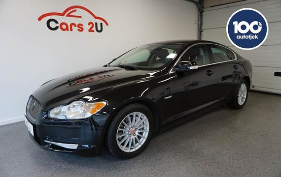 Jaguar XF 2,7 D V6 Luxury aut.