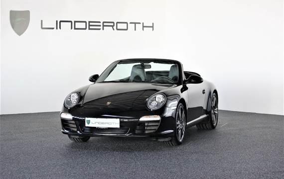 Porsche 911 Carrera 3,6 Cabriolet PDK