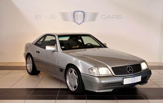 Mercedes 500 SL 5,0 Cabriolet aut.