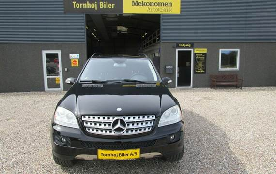 Mercedes ML500 5,0 aut. 4-M