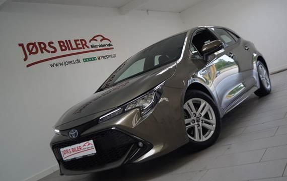 Toyota Corolla 2,0 Hybrid H3 Smart MDS