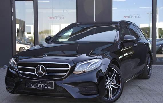 Mercedes E350 d 3,0 aut. 4-M