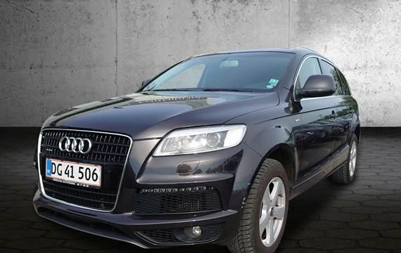 Audi Q7 3,0 TDi 240 quattro Tiptr. 7prs