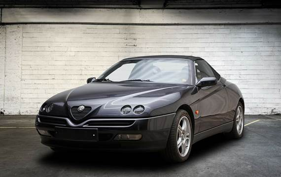 Alfa Romeo Spider 3,0 L