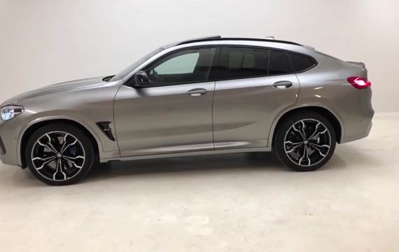 BMW X4 3,0 M Competition xDrive aut. Van