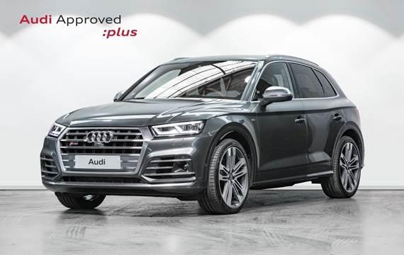 Audi SQ5 3,0 TFSi quattro Tiptr.