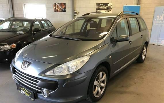 Peugeot 307 1,6 HDI 90 Performance stc.