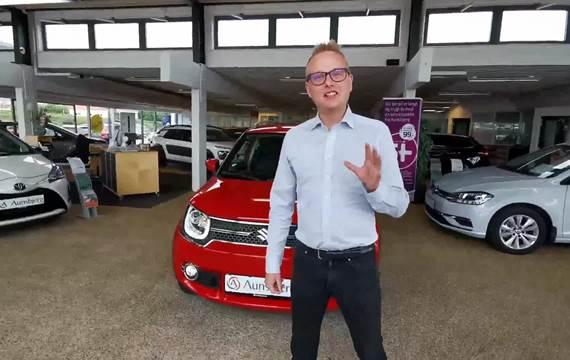Suzuki Ignis 1,2 Dualjet Adventure