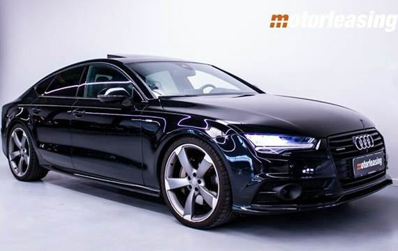 Audi A7 3,0 TDi 320 SB quattro Tiptr.