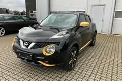 Nissan Juke 1,5 dCi 110 Tekna Van