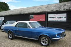 Ford Mustang 4,7 V8 289cui.