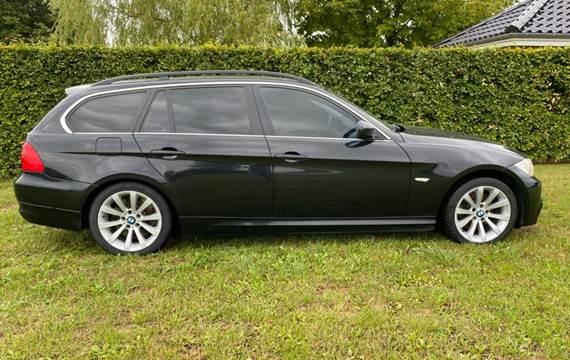 BMW 325d 3,0 Touring Van