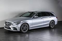 Mercedes C200 d 2,0 AMG Line stc. aut.