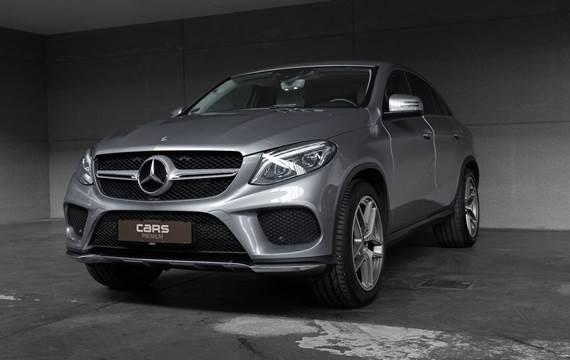 Mercedes GLE350 d 3,0 Coupé aut. 4-M