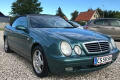 Mercedes CLK320 3,2 Cabriolet Elegance aut.